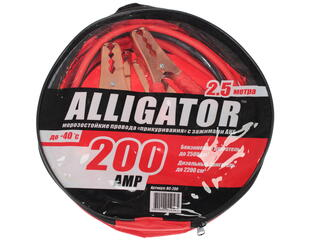 Cтартовые провода Autoprofi Аллигатор BC-200