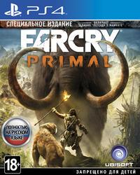 Игра для PS4 Far Cry Primal Специальное издание