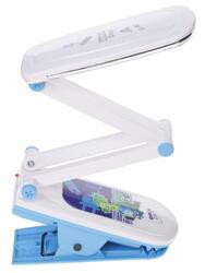 Настольный светильник ЭРА NLED-424 белый, синий