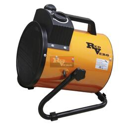 Тепловая пушка электрическая RedVerg RD-EHR3A