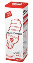 Лампа люминесцентная Экономка SPC 25W E2742