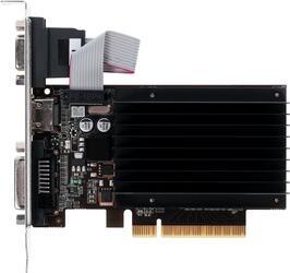 Видеокарта Palit GeForce GT 710 Silent LP [NEAT7100HD46-2080H]