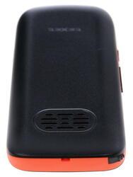 Сотовый телефон Texet TM-B115 черный