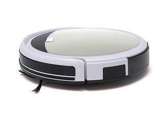 Пылесос-робот Kitfort KT-519-2 серебристый