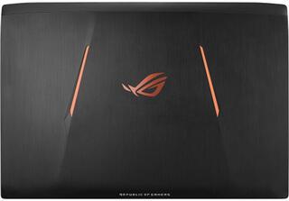 """15.6"""" Ноутбук ASUS ROG GL502VY-FI118T серый"""