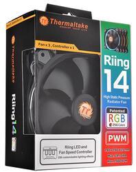 Вентилятор Thermaltake Riing 14 LED 256 Colors