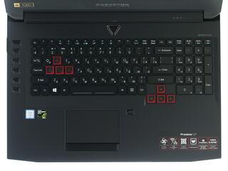 """17.3"""" Ноутбук Acer Predator 17 G9-792-7277 черный"""