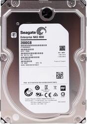 2 ТБ Жесткий диск Seagate 7200 Enterprise NAS [ST2000VN0001]