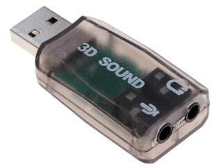 Внешняя звуковая карта DEXP 3D