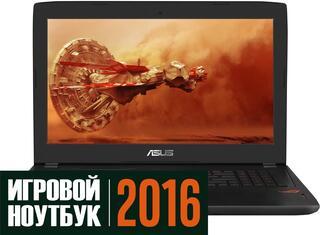 """15.6"""" Ноутбук ASUS ROG STRIX GL502VM-FI046T черный"""