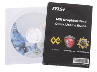 Видеокарта MSI GeForce GTX 750 Ti [N750TI-1GD5/OC]