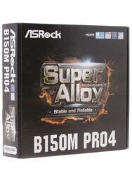 Материнская плата ASRock B150M PRO4