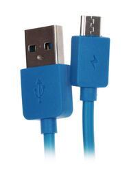 Кабель Remax Light  USB - micro USB синий