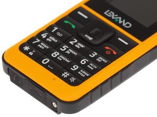Сотовый телефон Lexand R1 Rock черный