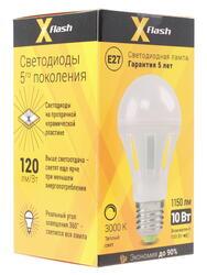 Лампа светодиодная X-Flash XF-E27-BCD-P-10W-3000K-220V