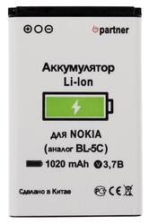 Аккумулятор Partner BL-5C