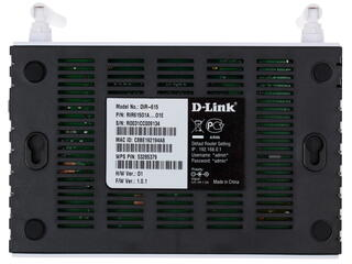 Маршрутизатор D-Link DIR-615/FB1/U1