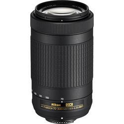 Зеркальная камера Nikon D3400 Kit 18-55mm AF-P II + 70-300mm черный