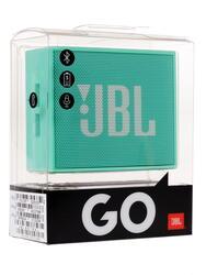 Портативная колонка JBL GO бирюзовый