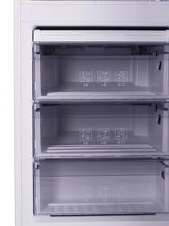 Холодильник с морозильником BEKO RCSK340M20W белый