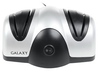 Ножеточка Galaxy GL 2441 черный, серебристый