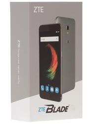 """5.2"""" Смартфон ZTE Blade V7 16 Гб золотистый"""