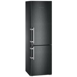 Холодильник с морозильником Liebherr CBNbs 4815-20 черный