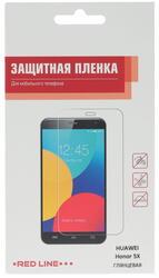"5.5""  Пленка защитная для смартфона Huawei Honor 5X"