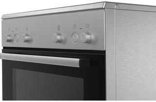 Электрическая плита BOSCH HCA 624250R серебристый