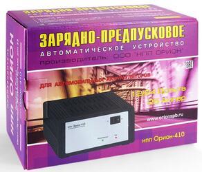 Зарядное устройство НПП Орион-410