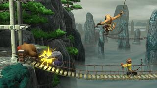 Игра для PS4 Кунг-Фу Панда: Решающий Поединок Легендарных Героев