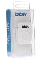 MP3 плеер BBK MP-100 белый