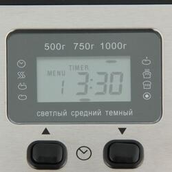 Хлебопечь Brand 3801 черный