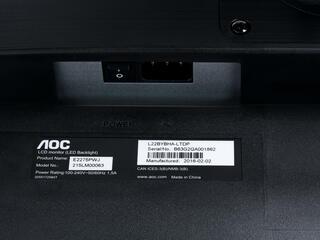 """21.5"""" Монитор AOC 21.5"""" E2275PWJ"""