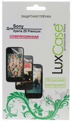 "5.5""  Пленка защитная для смартфона Sony Xperia Z5 Premium"