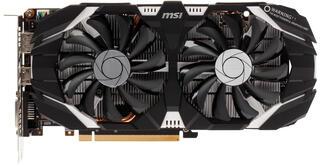 Видеокарта MSI GeForce GTX 1060 OC [GTX 1060 3GT OC]