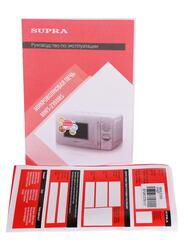 Микроволновая печь SUPRA MWS-2103MS серебристый
