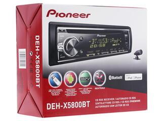 Автопроигрыватель Pioneer DEH-X5800BT
