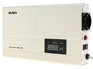 Стабилизатор напряжения SVEN AVR SLIM 500