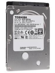 Жесткий диск Toshiba MQ 01ABF050 500 Гб