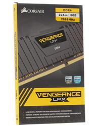 Оперативная память Corsair Vengeance LPX [CMK8GX4M2A2666C16] 8 Гб
