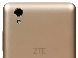 "5"" Смартфон ZTE Blade X3 8 Гб золотистый"