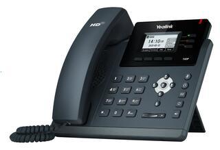 IP-телефон Yealink SIP-T40P-Skype черный