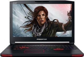 """17.3"""" Ноутбук Acer Predator 17 G9-792-73Z4 черный"""