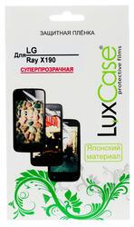 """5.5""""  Пленка защитная для смартфона LG X190 Ray"""