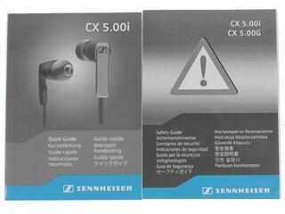 Наушники Sennheiser CX 5.00i