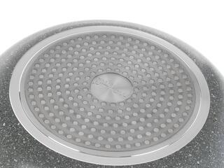 Сковорода MoulinVilla GS-26-I Кухня серый