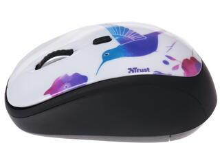 Мышь беспроводная Trust Yvi Wireless Bird