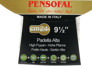 Сковорода-гриль Pensofal PEN9704 лиловый