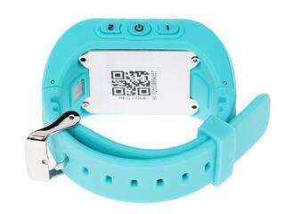 Детские часы-телефон Кнопка Жизни К 911 голубой